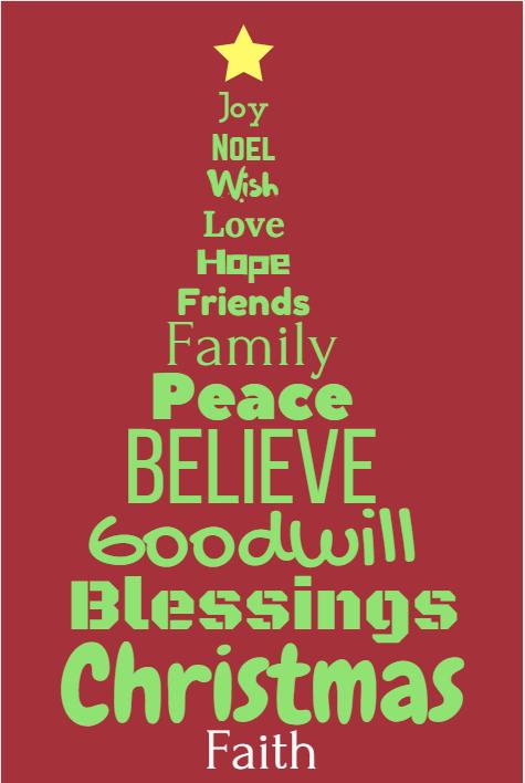 Peace Christmas Sign.19 Creative Handmade Christmas Signs